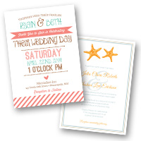Wedding Invitations Whimsical