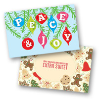 Christmas Stationery Christmas Cards