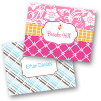 Kids Thank You Cards Personalize