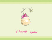 Neon Thank You Cards