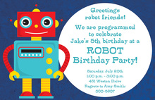 Smarter Robot Invitations