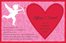 Cupid's Arrow Invitations