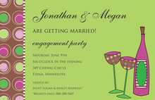 Variety Fine Wine Invitations