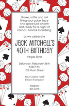 Lucky Winning Casino Invitations