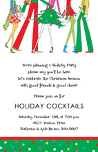 Merry Party Invitation