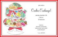 Cookie Stand Invitations