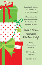 Gift Madness Invitation