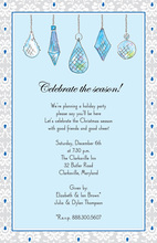 Crystals Invitation
