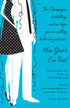 New Years Eve Invitation