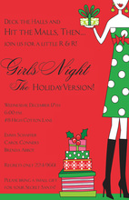 Santa's Helper Invitations