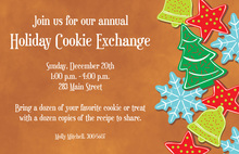 Find Your Cookies Invitations