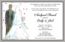 Newly Weds Invitation