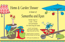 Hers His Household Related Invitations