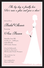 Classic Bride Invitations