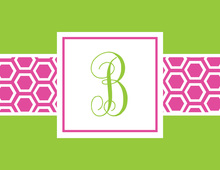 Beehive B Thank You Cards