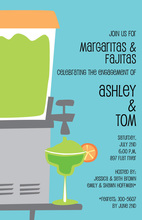 Margarita Machine Invitation