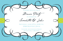 Sublime Frame Invitations