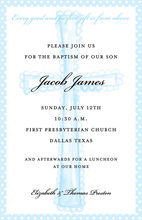 Cross Sky Invitations