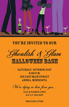 Spooky Gathering Invitation