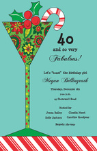Sip the Season Invitations