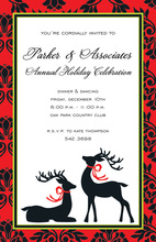 Deer Elegance Invitations