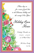 Tree Madness Holiday Invitations