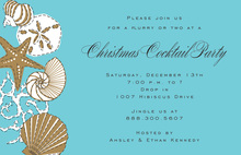 Stitched Sea Invitation