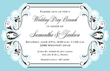 Vintage Frame Invitations