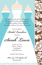 Formal New Bridesmaids Invitation