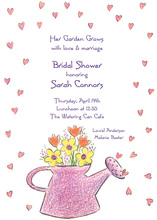 Love Pail Nurturing Pot Invitation