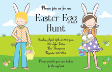 Easter Kids Invitation