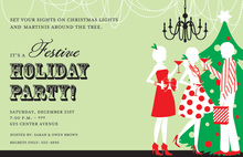 Party Tree Invitations