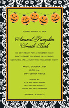 Jack Lanterns Invitations
