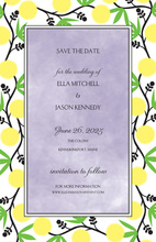 Modern Vines Botanical Invitations