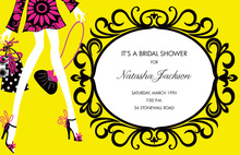 Bright Spring Gift Invitations