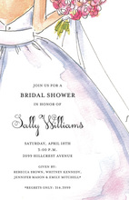 Sweet Bride Shower Invitations