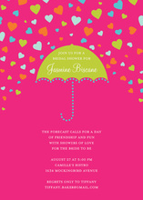 Forecasting Love Bright Invitations