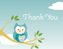 On Branch Thank You Cards