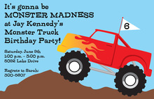 Truck Rally Invitation