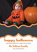Unique Web Halloween Photo Cards