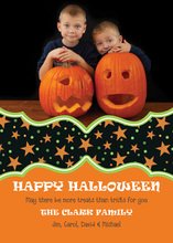 Halloween Super Stars Photo Cards