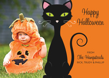 Very Superstitious Halloween Photo Cards