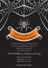 Whole Wild Web Crawler Invitations