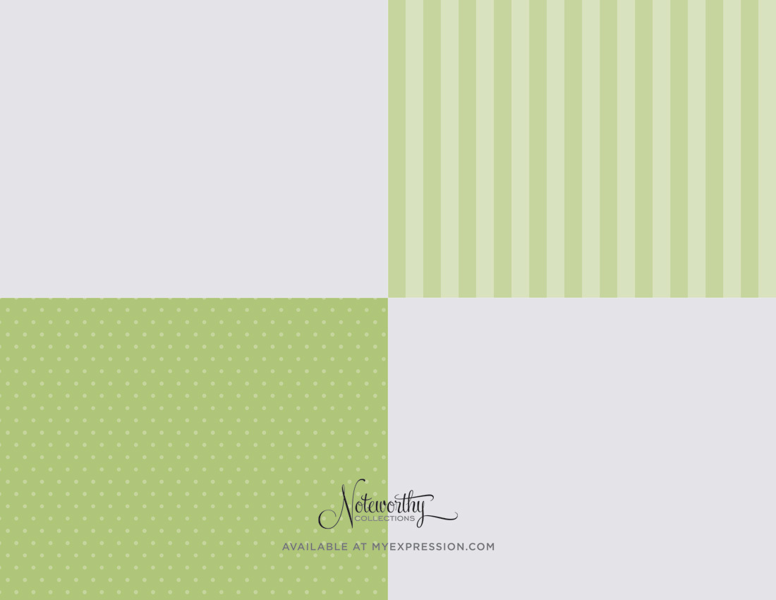 Squares Stock The Bar Olive Thank You Cards
