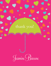 Forecasting Love Extra Bright Thank You Cards