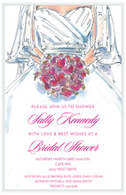 Fine Beautiful Bride Invitations