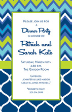 Cool Waves Party Invitations