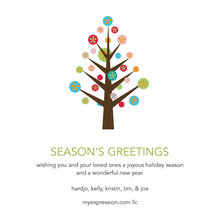 Special Season Greeting Party Invitations