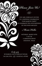 Accomplished Black Digital Invitations