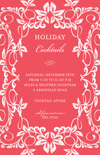 Merrymaker Holiday Digital Invitations